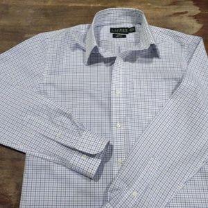 Ralph Lauren Men's Dress Shirt 14 1/2 32/33